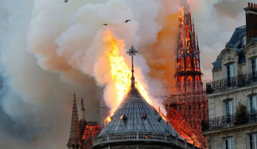 Notre Dame will be rebuilt
