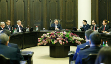 Government discusses Yerevan waste disposal