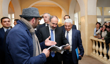 Nikol Pashinyan presents economic revolution model