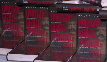 Taner Akçam's book on Genocide translated into Armenian