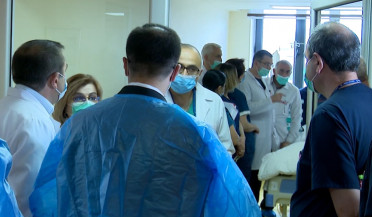 First liver transplant surgery performed in Armenia