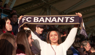 Banants rouvre le stade principal