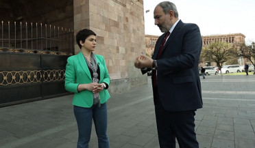 Interview exclusif avec Nikol Pashinyan