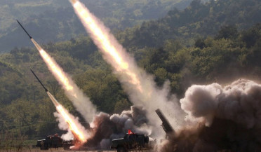 International news: North Korea tests two new missiles