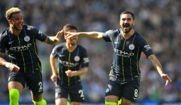 Manchester City wins Premier League title