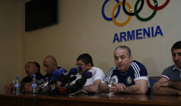 Wrestling Federation answers Mihran Harutyunyan