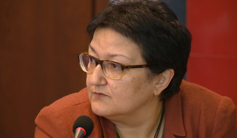 Sona Hovhannisyan elected Conservatory rector
