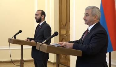 Armenia and Artsakh inter-parliamentary commission holds meeting