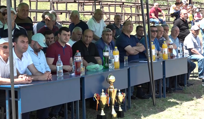 Competition dedicated to freedom fighter takes place in Tavush