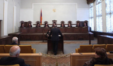 Robert Kocharyan case sent to Constitutional Court