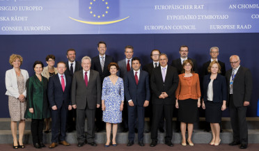 International News: European Parliament positions in discussion