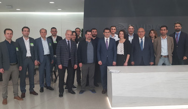 Armenian delegation visits Silicon Valley
