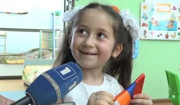 New kindergarten opens in Alashkert
