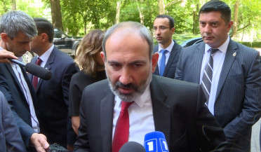 Nikol Pashinyan answers journalists' questions