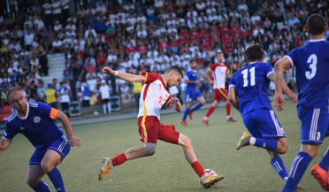 CONIFA European Cup over in Artsakh