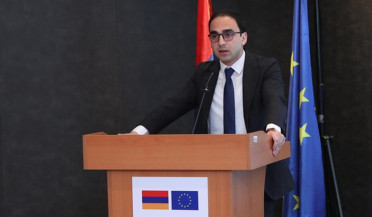 Deputy PM Avinyan attends electronic governance discussion