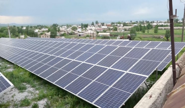 Number of solar energy users grows in Shirak