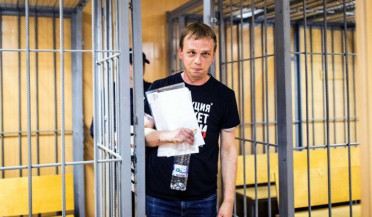 Police drop charges against Russian journalist Ivan Golunov