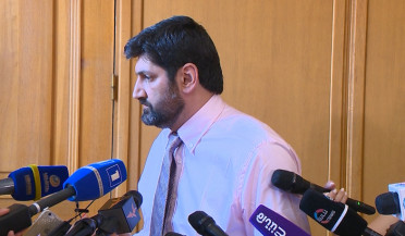Vahe Grigoryan assures political views will not interfere with work
