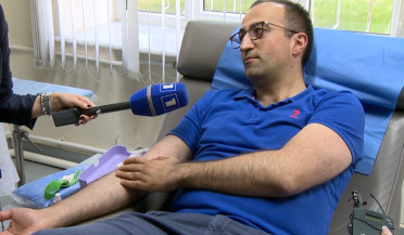 World Blood Donor Day on June 14