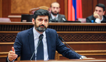 Vahe Grigoryan elected to Constitutional Court