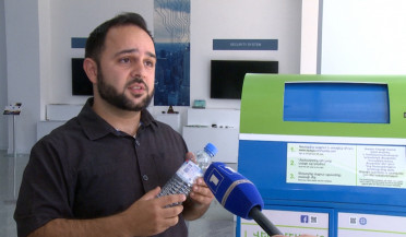 Smart recycling bins to be used in Yerevan