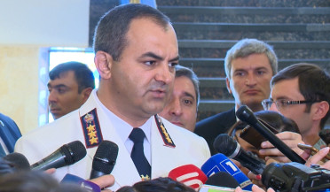 General Prosecutor on Robert Kocharyan's case