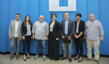 Public TV Companies of Armenia and Georgia Sign Memorandum of Cooperation