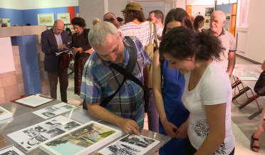 The City of Tomorrow exhibition opens in Yerevan