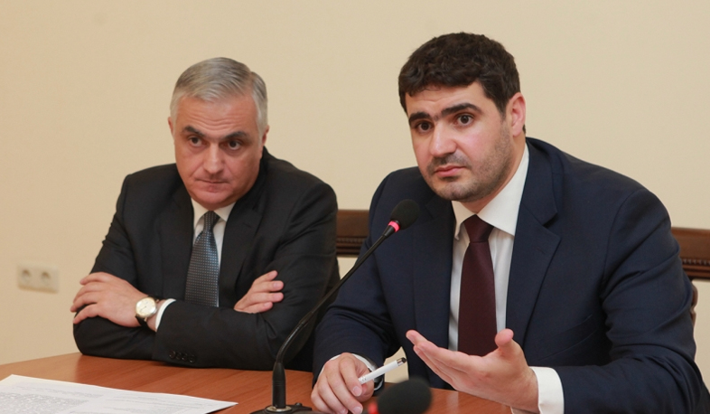 Armenia-EU roadmap first stage reviewed