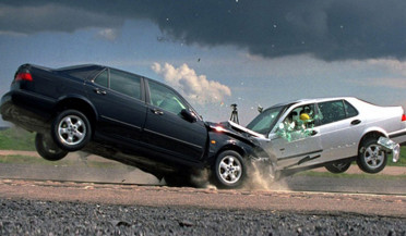 Road accidents grow in number