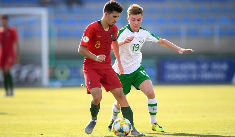 Portugal and Spain to meet in UEFA Under 19 Championship final