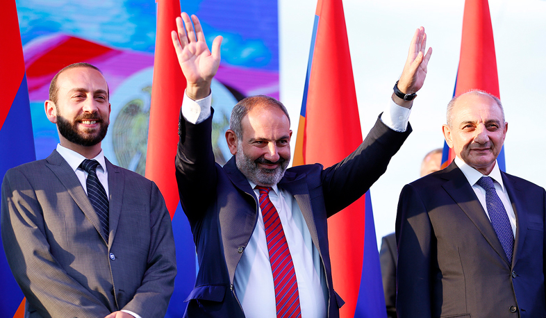 Strategic goals of Armenia