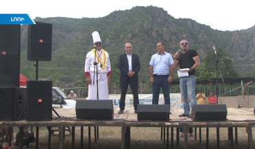 Khorovats Festival takes place in Lori