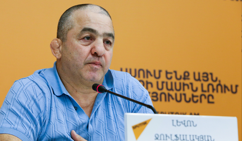 Levon Julfalakyan resigns from wrestling team