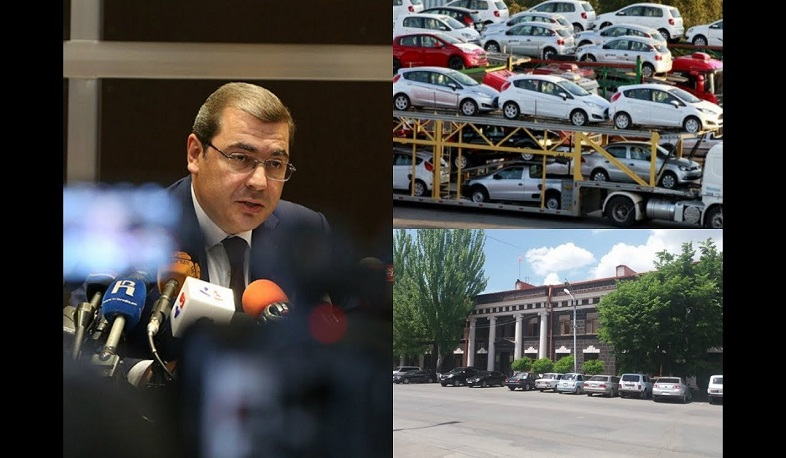 Armenia to have two modern customs office