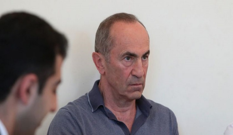Kocharyan discharged from hospital