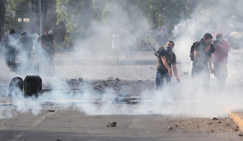 State of emergency extended in Chile