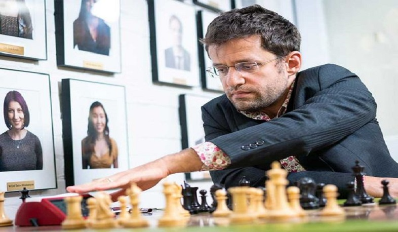 Levon Aronian currently second in Bucharest tournament