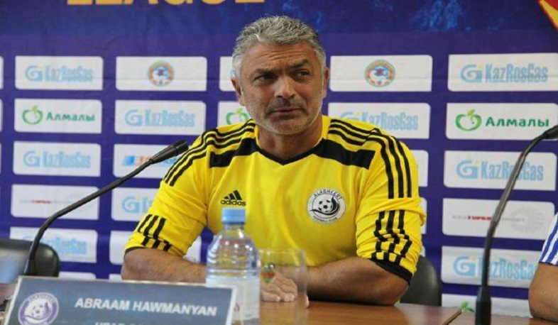 Khashmanyan's men to play for the maximum result against Italy
