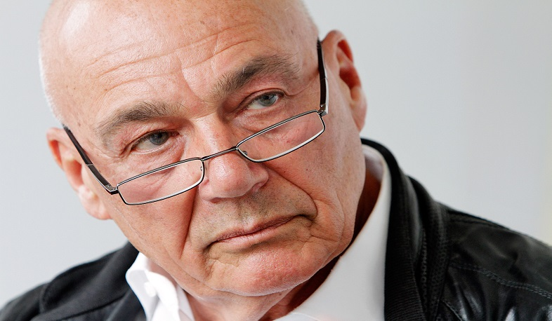 Pozner discusses U.S. Congress resolution on Armenian Genocide