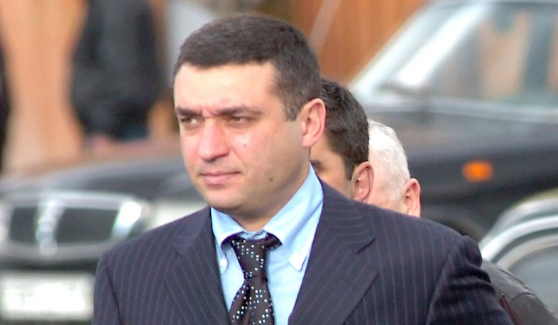 Levon Sargsyan found and arrested in Moscow