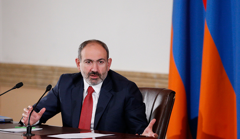 U.S. Senate adopted resolution to recognize and condemn the Armenian Genocide, writes Pashinyan