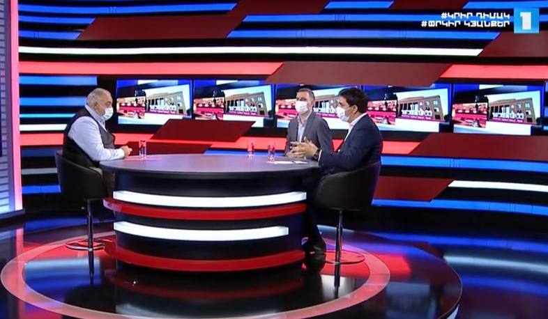 Interview with Yeghishe Kirakosyan and Armen Mazmanyan