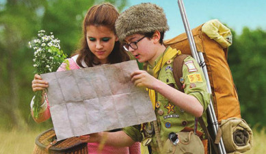 "Film: ""Moonrise kingdom"""