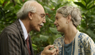 "Film: ""Love in the Time of Cholera"""