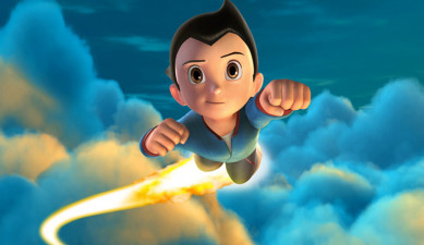 Animated Film: Astro Boy
