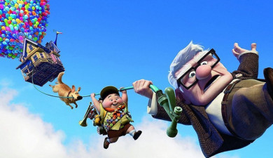 Animated Film: Up!