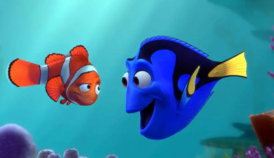 Animated Film: Finding Nemo