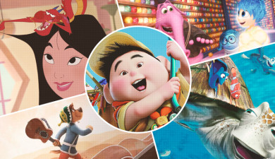 Best Animated Films on the First